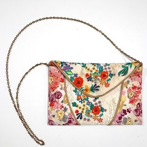 Kimchi Blue by UO | Embroidered Crossbody Clutch
